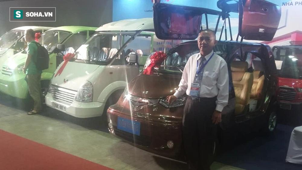 Cha đẻ chiếc ô tô điện Việt Nam chạy 100km tốn 15.000 đồng tiền điện: Tôi đã phải bán nhà - Ảnh 7.