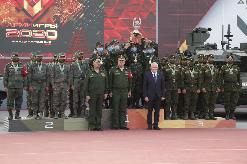 Dấu ấn Quân đội Việt Nam tại Hội thao quốc tế Army Games: Bạn bè khâm phục - Ảnh 6.