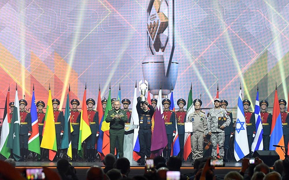 Dấu ấn Quân đội Việt Nam tại Hội thao quốc tế Army Games: Bạn bè khâm phục - Ảnh 2.