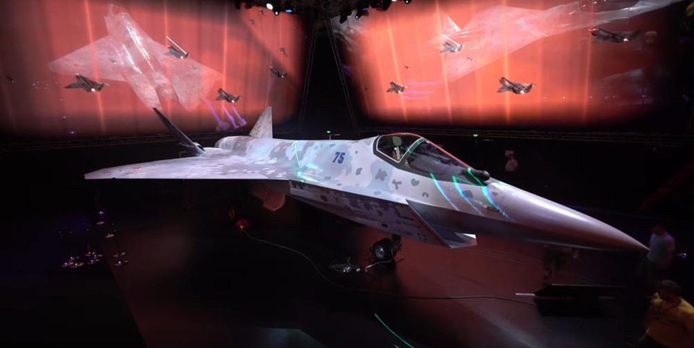 """Nga ra đòn đẳng cấp: Tiêm kích Su-75 - """"Cái tát trời giáng"""" vào tham vọng của Bắc Kinh! - Ảnh 1."""