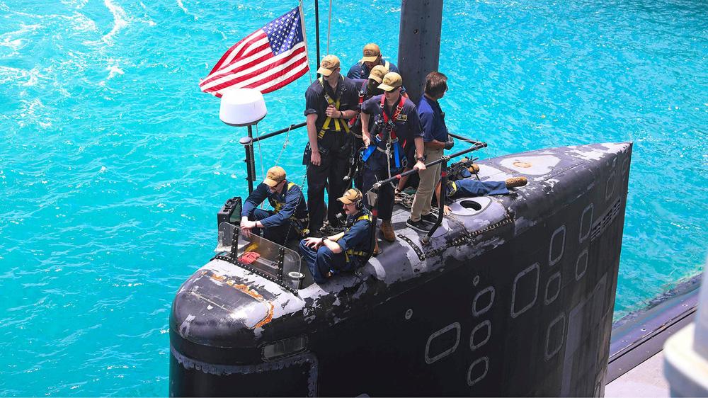 Quyết không để Trung Quốc vượt mặt, Mỹ tính trang bị cho các hố đen đại dương tính năng khủng! - Ảnh 6.