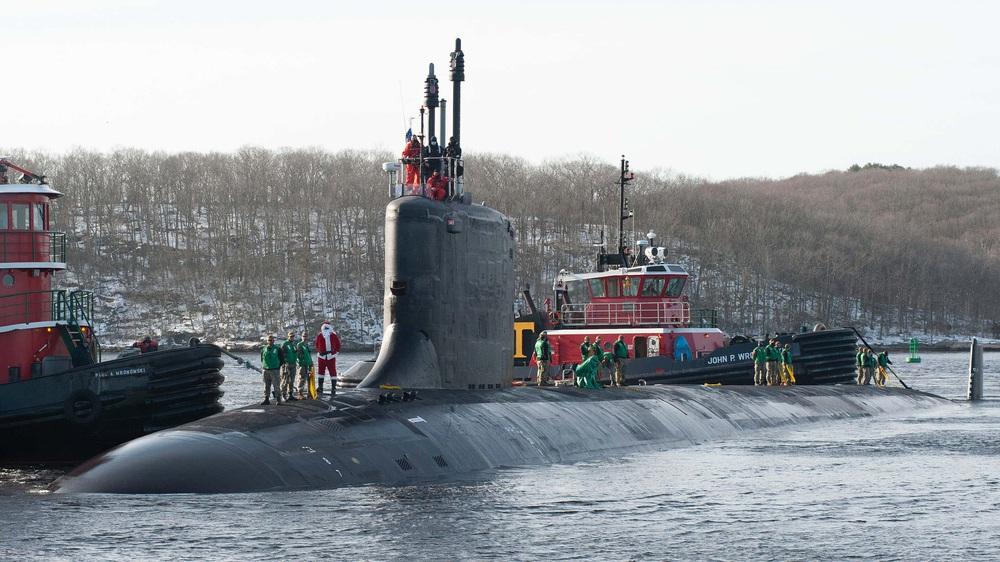 Quyết không để Trung Quốc vượt mặt, Mỹ tính trang bị cho các hố đen đại dương tính năng khủng! - Ảnh 1.