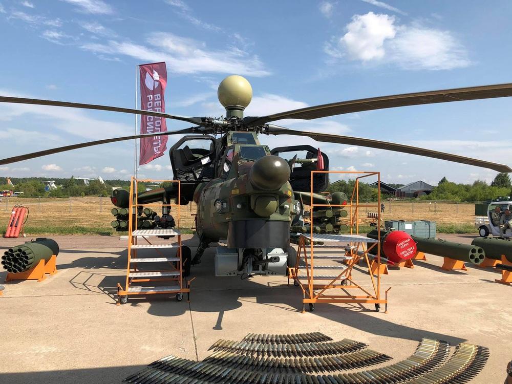 Từ Moscow, TGĐ Công ty Trực thăng Nga khẳng định: Thị trường Việt Nam đầy hứa hẹn, cả quân sự và dân sự - Ảnh 3.