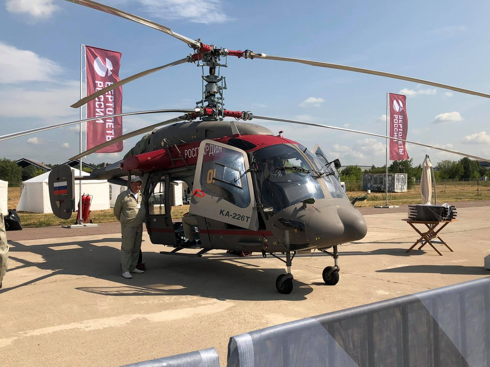 Từ Moscow, TGĐ Công ty Trực thăng Nga khẳng định: Thị trường Việt Nam đầy hứa hẹn, cả quân sự và dân sự - Ảnh 2.