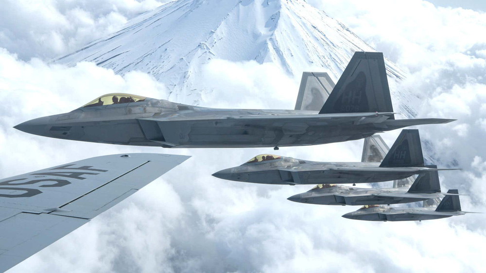Tung một lúc 25 tiêm kích F-22, Mỹ tính làm cuộc săn cuối cùng nhằm vào J-20 Trung Quốc? - Ảnh 4.