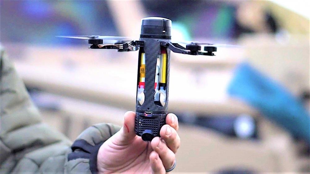 Drone40 - UAV mini lợi hại có thể tấn công theo kiểu bầy đàn - Ảnh 2.