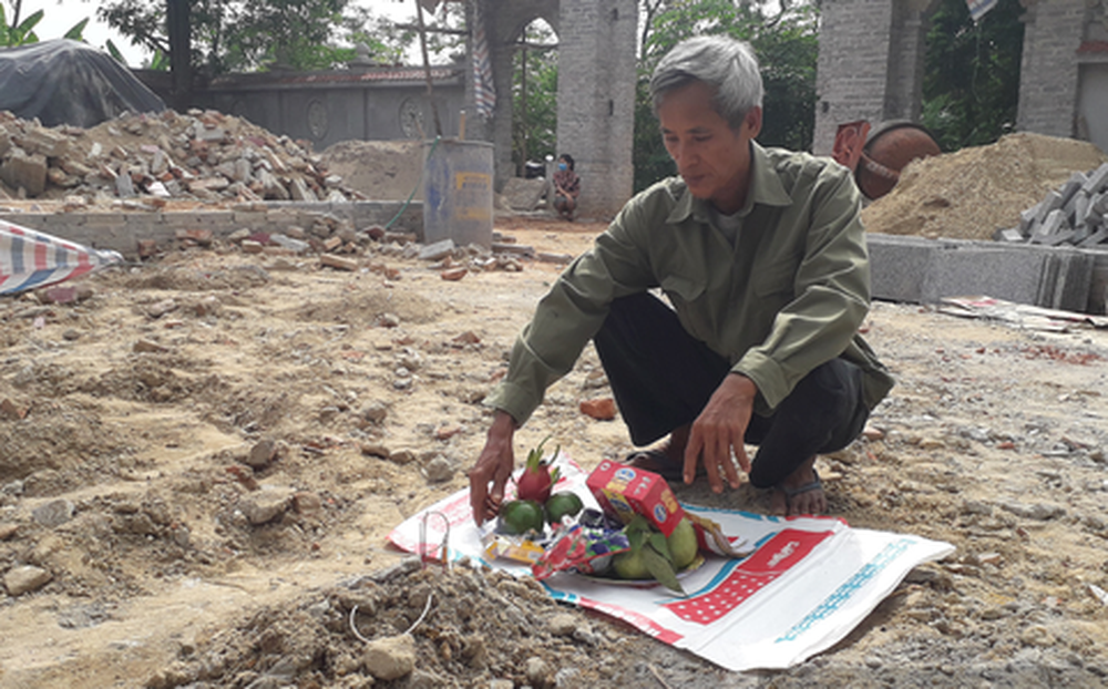 Thái Nguyên chỉ đạo xử lý vụ đơn vị thi công cho máy xúc 'san phẳng' các ngôi mộ khi cải tạo nghĩa trang liệt sĩ