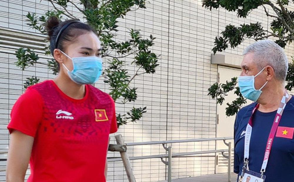 """Đoàn thể thao Việt Nam """"ăn nhanh, rút nhanh"""" phòng dịch Covid-19 ở Olympic Tokyo 2020"""