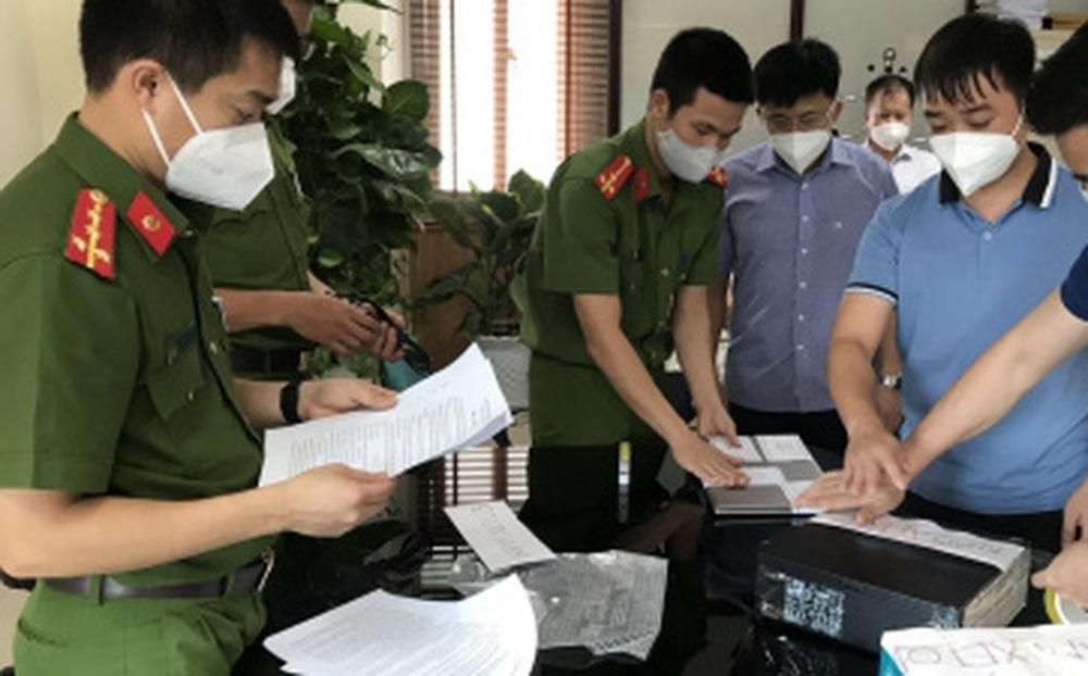 Nữ cán bộ Cục thuế Bắc Giang bị khởi tố