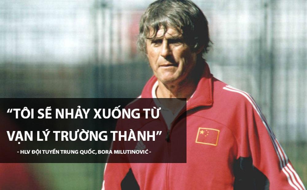 HLV dọa tự tử ở Vạn Lý Trường Thành, ĐT Trung Quốc đã giành vé dự World Cup như thế nào?