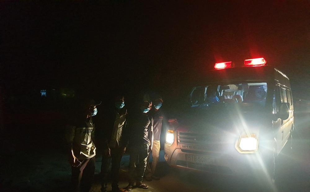 Xác minh vụ 4 ngư dân đi bộ từ Ninh Thuận về Phú Yên