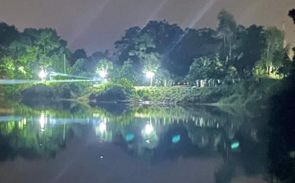 Vụ Phó trưởng công an huyện và Trưởng phòng Văn hóa ở Phú Thọ đuối nước: Đập sâu khoảng 5-8 mét