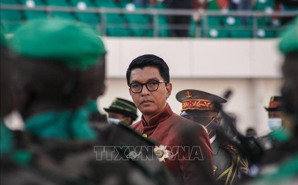 Chặn đứng âm mưu ám sát Tổng thống Madagascar