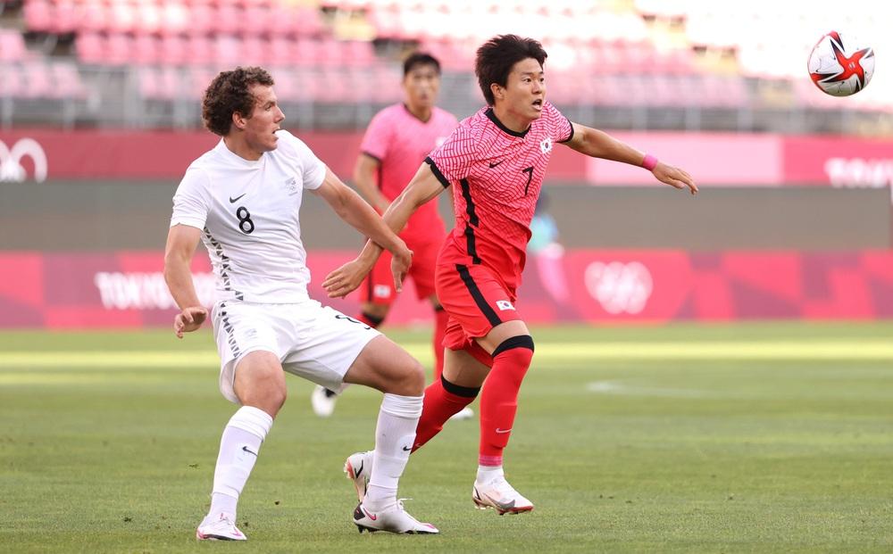 Bóng đá Olympic: Hàn Quốc mất điểm đầy nghiệt ngã; Pháp gây sốc với thất bại 1-4