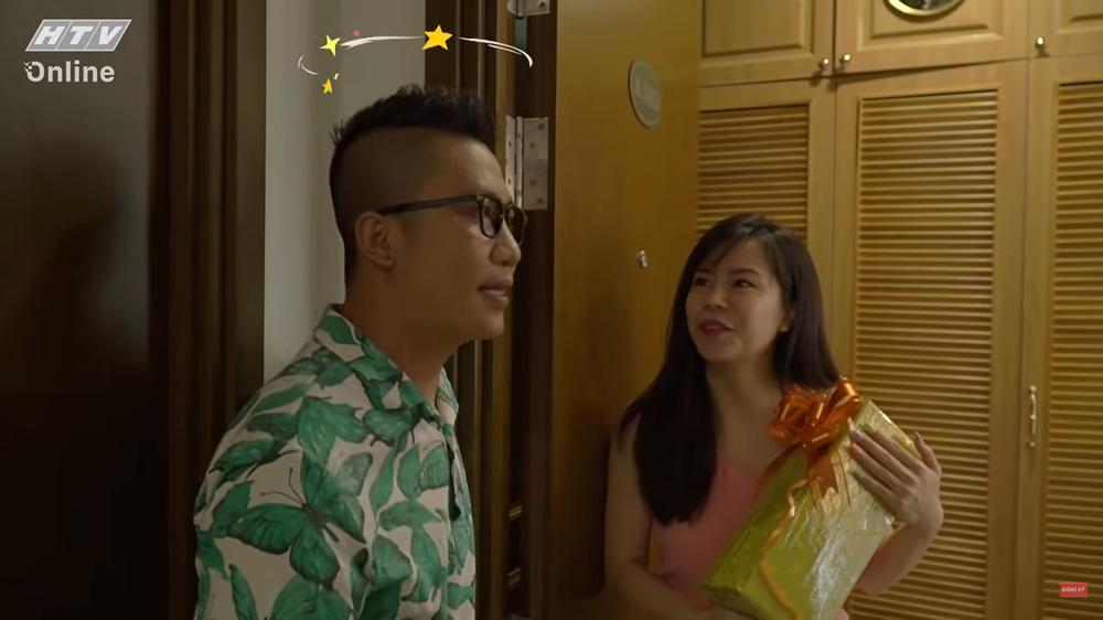 Hé lộ căn nhà đắt tiền của diễn viên Vũ Ngọc Ánh và Anh Tài - Ảnh 1.