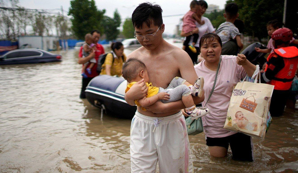 Lũ lụt thảm khốc ở Trung Quốc, nắng nóng kinh hoàng ở Canada đều do một thủ phạm, và nó không phải thứ nhiều người vẫn nghĩ - Ảnh 3.