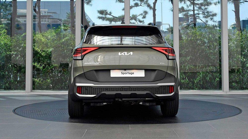 Chi tiết đến từng centimet chiếc Kia Sportage 2022 giá 500 triệu vừa về đại lý - Ảnh 4.