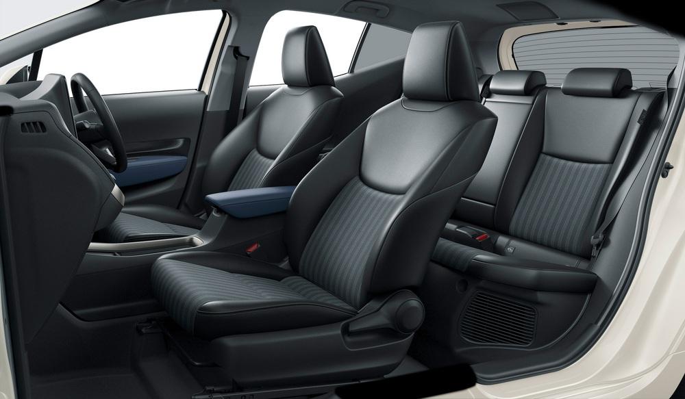 Toyota trang bị gì cho mẫu xe 400 triệu, uống ít xăng đáng kinh ngạc 2,79 lít/100 km? - Ảnh 6.