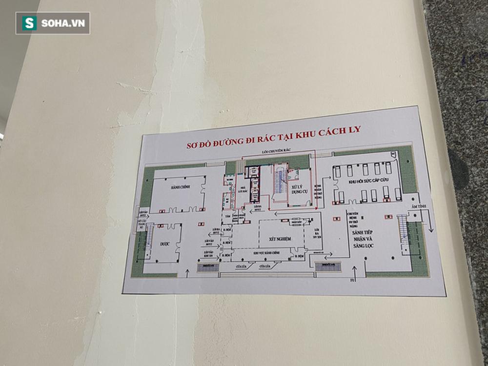 Cận cảnh Bệnh viện dã chiến Đà Nẵng hoàn thành sau 3 ngày xây dựng vừa đưa vào hoạt động - Ảnh 6.