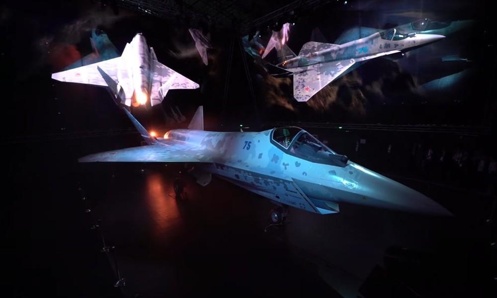 Sự thật gây sốc: Uất ức vì mua F-35 đểu, chính đồng minh Mỹ bơm tiền cho Nga làm Su-75? - Ảnh 4.