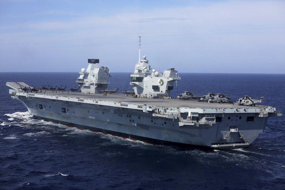 2 chiến hạm Anh nằm vùng châu Á: Mũi tên chí mạng, TQ lo sốt vó - Ảnh hưởng của Bắc Kinh tê liệt? - Ảnh 1.