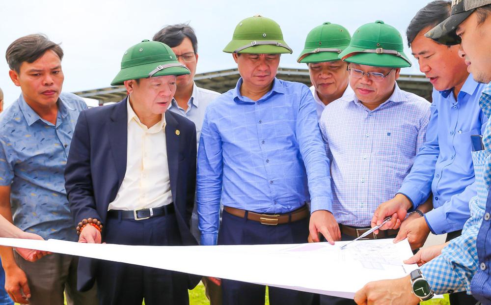 """Trung tâm điện khí LNG Hải Lăng 4,5 tỷ USD và loạt dự án  của """"tay chơi"""" bầu Hiển"""