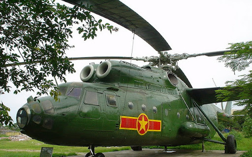 """Trực thăng """"khủng"""" nhất KQ Việt Nam làm những điều phi thường đến QĐ Mỹ cũng không ngờ tới"""
