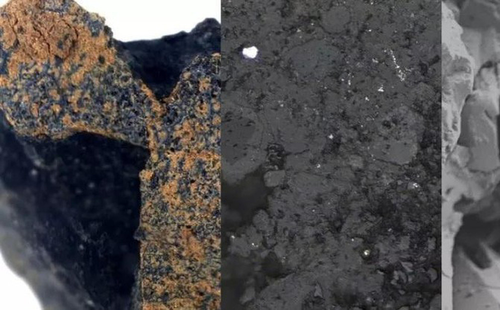 Tìm thấy thiên thạch 4,6 tỷ năm tuổi trong dấu chân móng ngựa