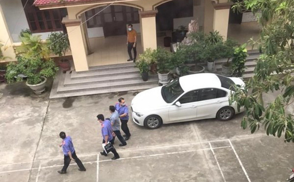 Công an Hải Phòng thông tin vụ khởi tố Phó trưởng Công an quận Đồ Sơn