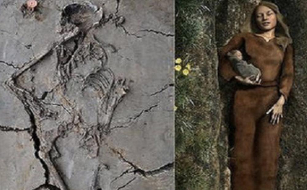 Phát hiện ngôi mộ 6.000 tuổi, các nhà khoa học kinh ngạc khi thấy cảnh tượng chưa từng thấy, hé lộ điều thú vị về trẻ sơ sinh ngàn đời trước