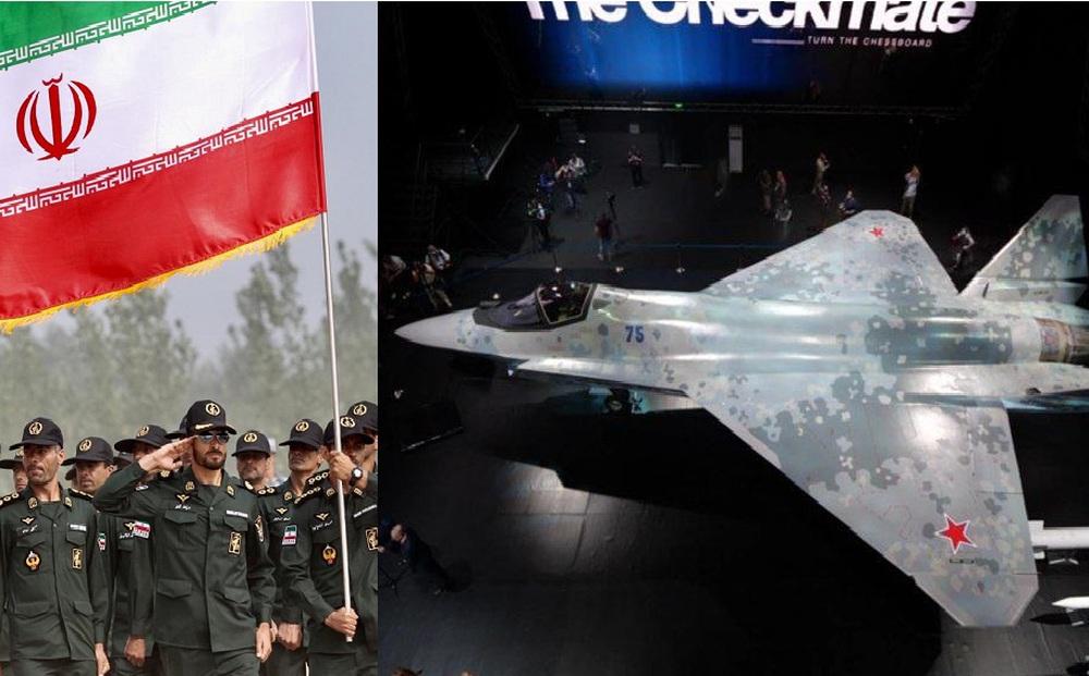 """Dư sức """"đè đầu cưỡi cổ"""" F-35 Israel, 100 chiếc Su-75 sẽ sớm tới tay người Iran: Tại sao không?"""
