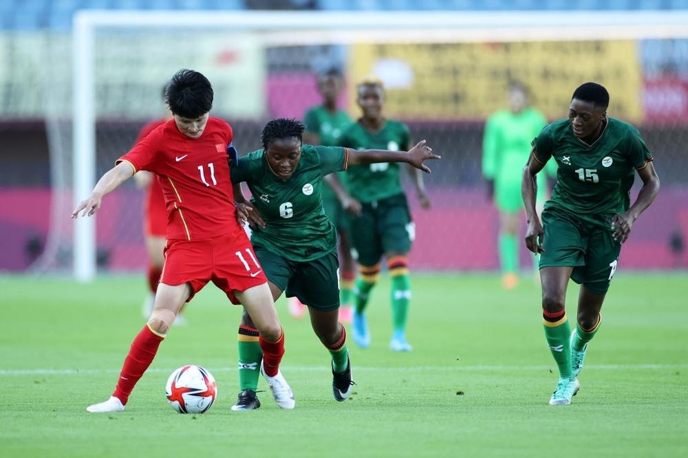 Mất điểm gây sốc trước đội bóng vô danh, tuyển Trung Quốc đặt một chân rời khỏi Olympic - Ảnh 4.
