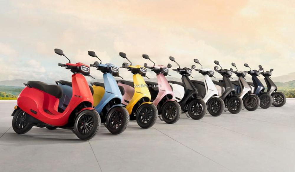 Xe máy điện sạc đầy đi 150km tung set màu cực chất, vừa ra mắt 24h bán 100.000 chiếc - Ảnh 1.