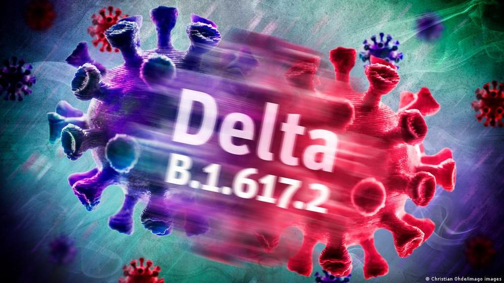 Thời gian lây nhiễm của biến chủng Delta có thể kéo dài đến 18 ngày, cách ly 14 ngày vẫn có rủi ro - Ảnh 1.