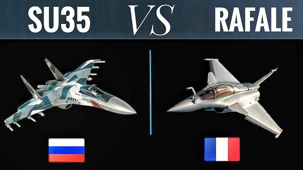 Truyền thông Nga dậy sóng vì tin Rafale Pháp vừa hạ nhục Su-35: Thực hư ra sao? - Ảnh 1.