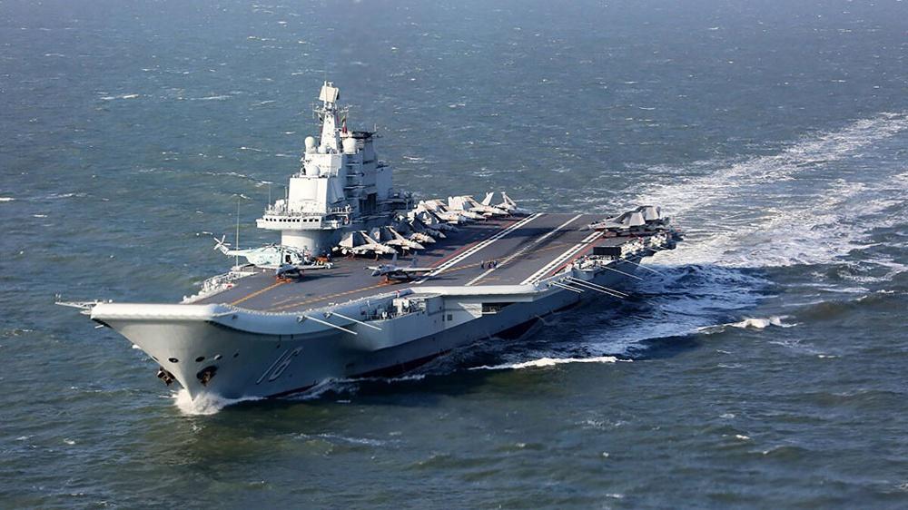 Cựu lãnh đạo quân đội Đài Loan: Hoàn thành xong tàu sân bay vào năm 2027, Trung Quốc sẽ tấn công Đài Loan - Ảnh 1.