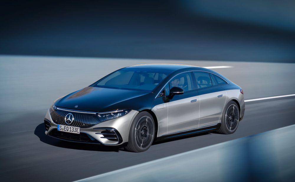 Mercedes phát triển xe điện sạc 1 lần đi 10 lượt Hải Phòng - Hà Nội: Thực tế bẽ bàng! - Ảnh 3.