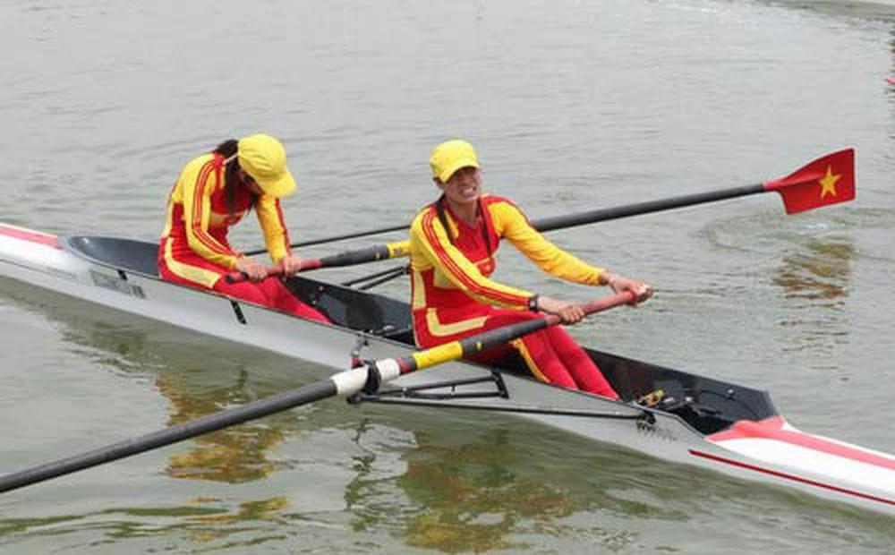 Olympic 2020: Thi đấu dưới sức, cặp VĐV Việt Nam phải chấp nhận tranh vé vớt