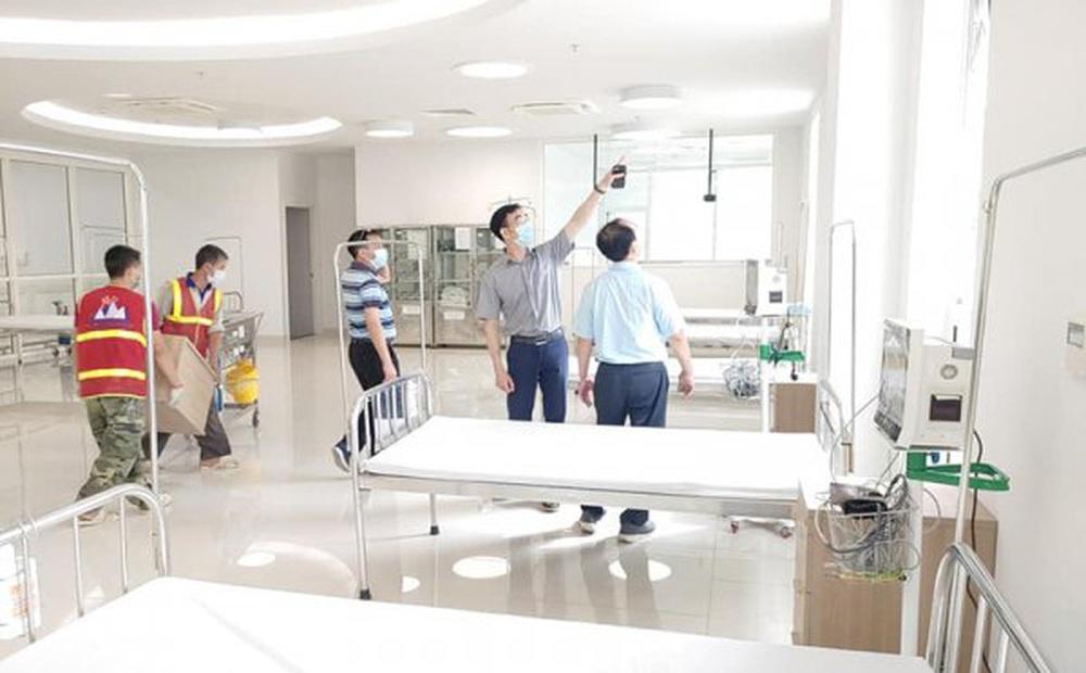 Sở Y tế Hà Nội xây dựng kịch bản khoảng 50.000 giường điều trị cho bệnh nhân COVID-19
