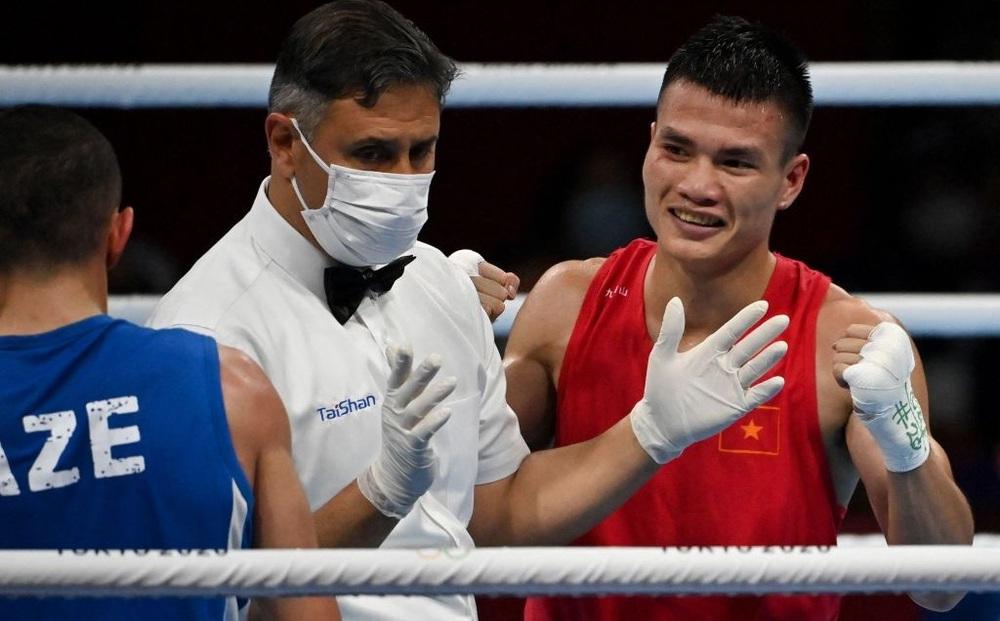 TRỰC TIẾP Olympic 2020 ngày 24/7: Boxing đem tin vui về cho đoàn Việt Nam; Taekwondo hết hi vọng giành HCĐ
