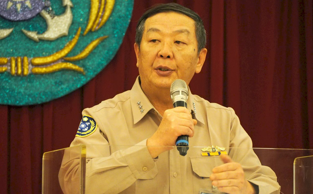 """Cựu lãnh đạo quân đội Đài Loan: """"Hoàn thành xong tàu sân bay vào năm 2027, Trung Quốc sẽ tấn công Đài Loan"""""""