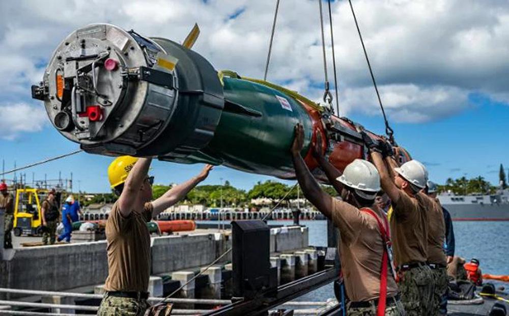 Mỹ đổ tiền phát triển tàu ngầm hạt nhân săn mồi đỉnh cao - Ảnh 1.