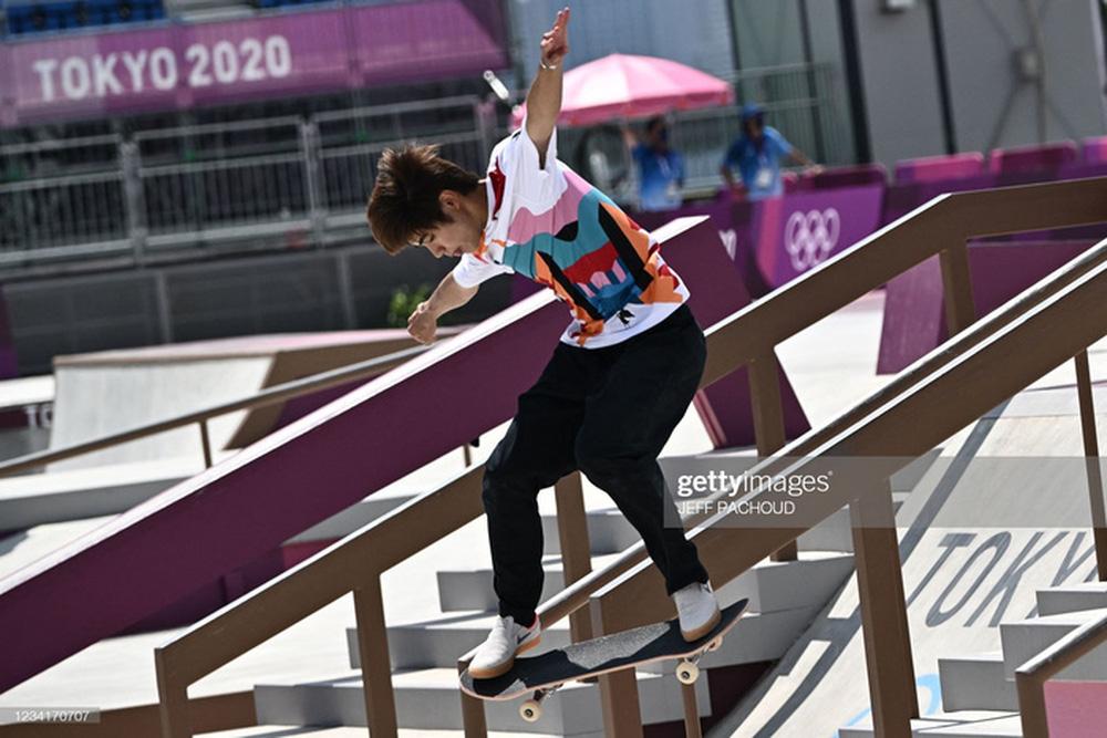 Nam thần Nhật Bản đi vào lịch sử Olympic - Ảnh 3.