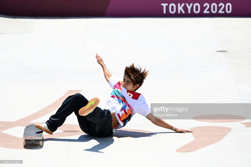 Nam thần Nhật Bản đi vào lịch sử Olympic - Ảnh 4.