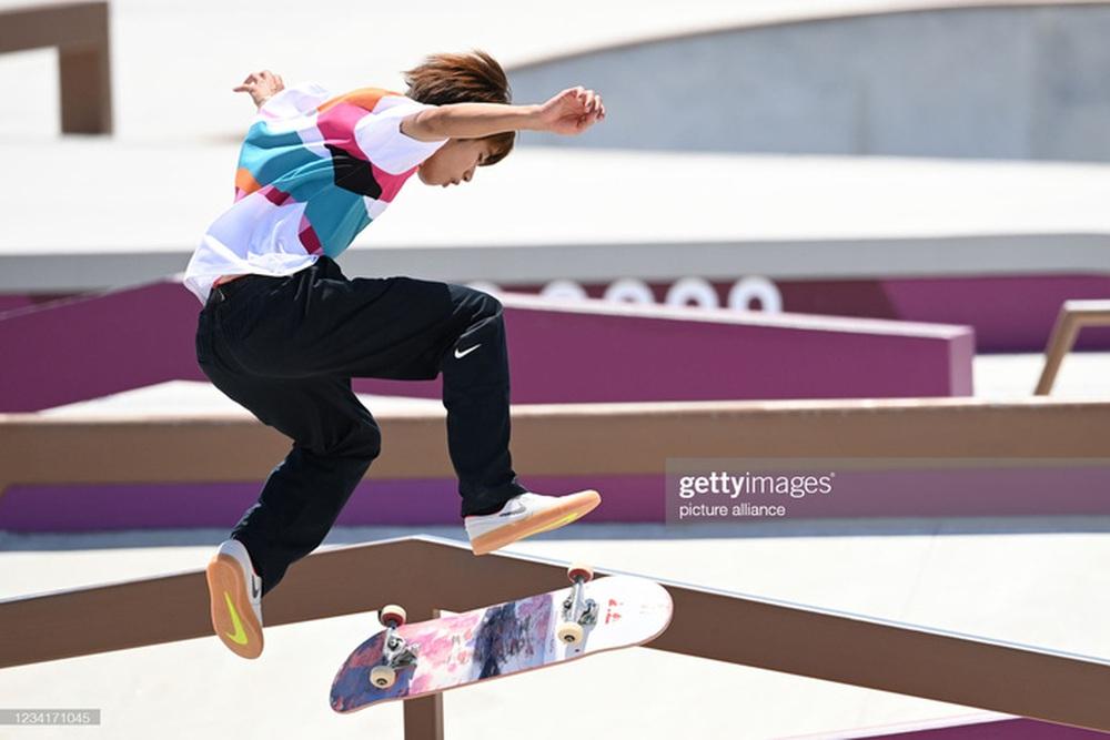 Nam thần Nhật Bản đi vào lịch sử Olympic - Ảnh 6.