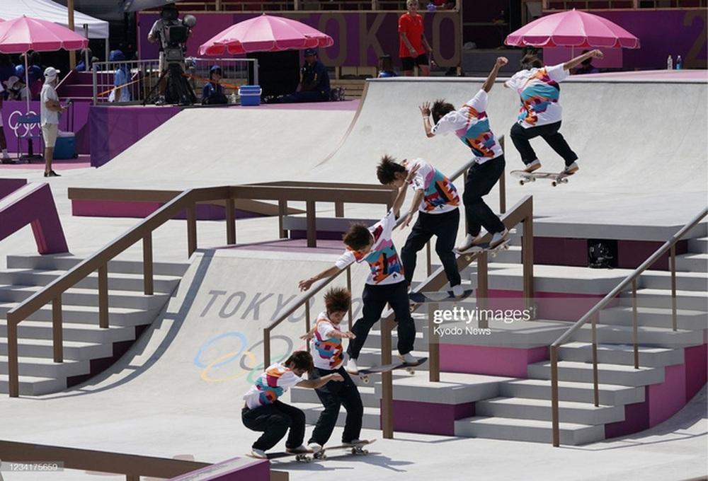Nam thần Nhật Bản đi vào lịch sử Olympic - Ảnh 7.