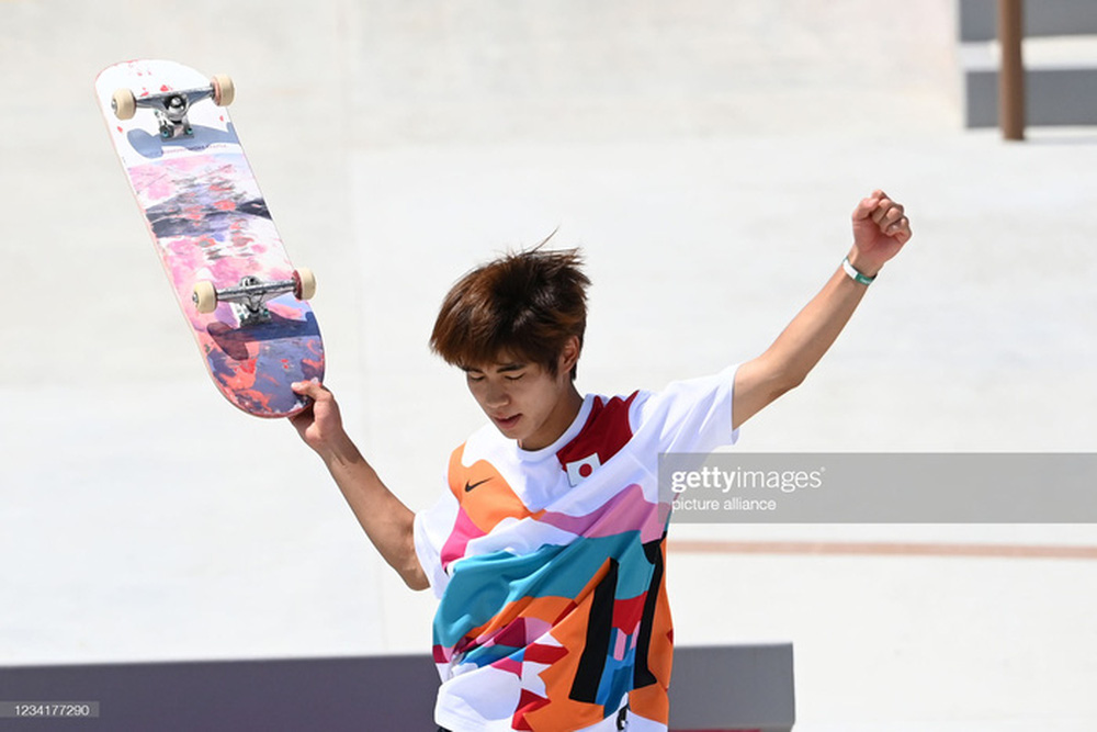Nam thần Nhật Bản đi vào lịch sử Olympic - Ảnh 8.