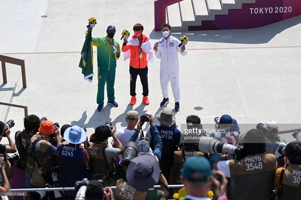 Nam thần Nhật Bản đi vào lịch sử Olympic - Ảnh 10.