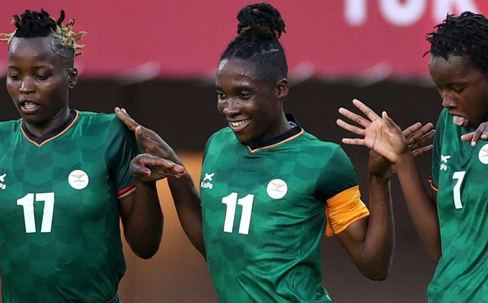 Trước khi làm ĐT Trung Quốc ôm hận, đội bóng châu Phi từng gây sốc lớn ở vòng loại Olympic