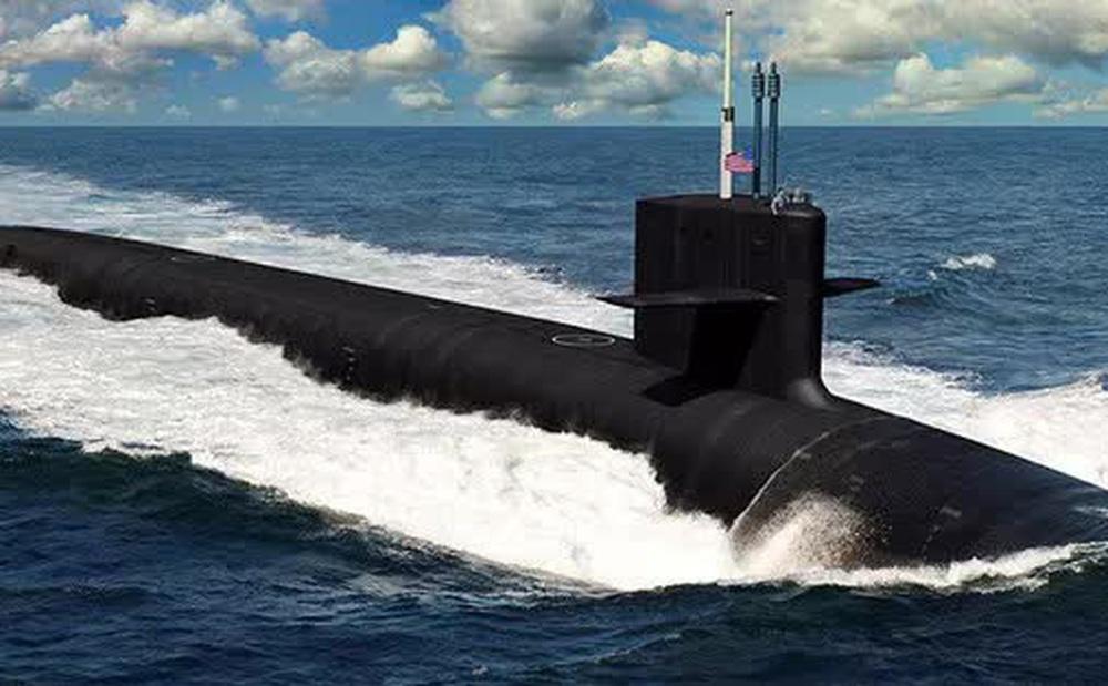 """Mỹ đổ tiền phát triển tàu ngầm hạt nhân """"săn mồi đỉnh cao"""""""